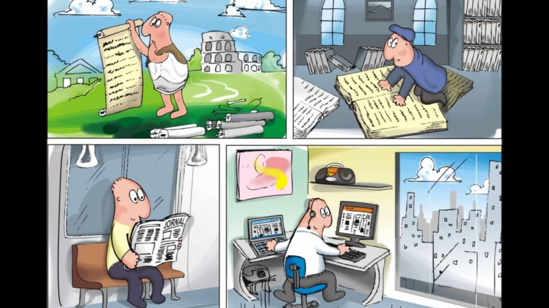 EDUCAÇÃO E AS NOVAS TECNOLOGIAS