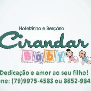 BERÇÁRIO ESCOLA CIRANDAR